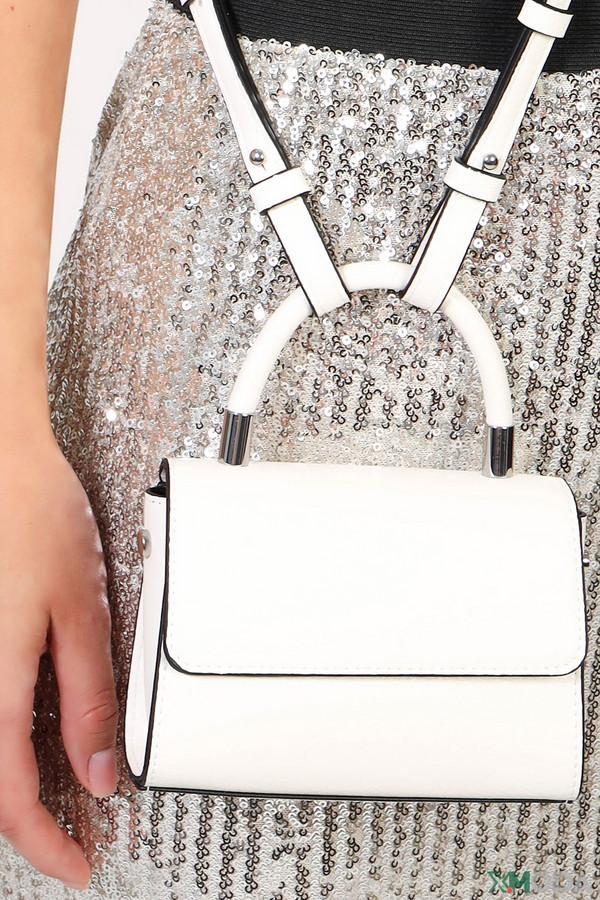 женская сумка s.oliver, белая