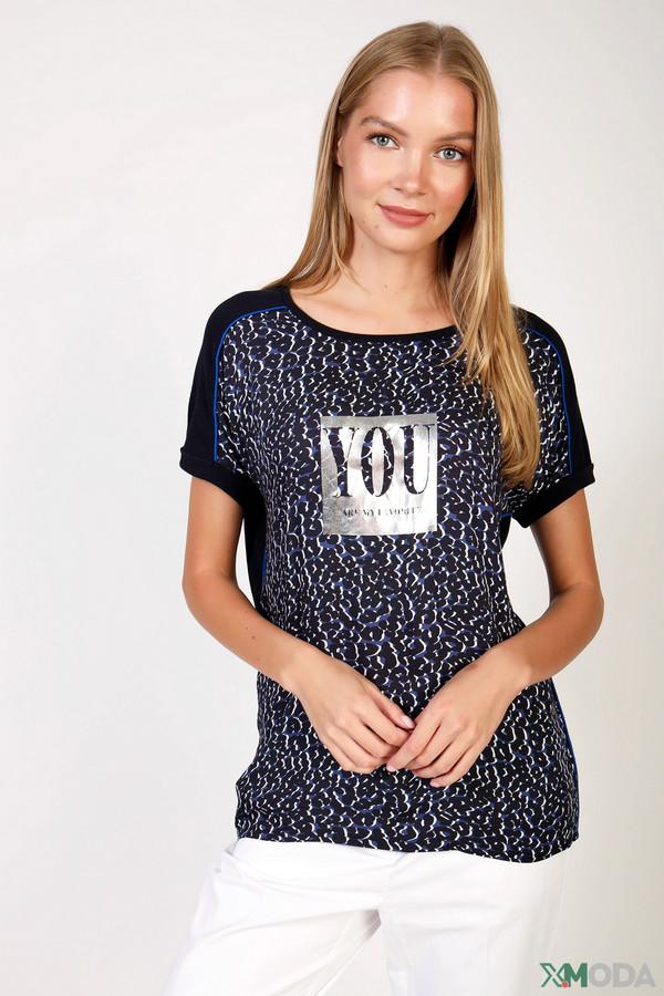 женская футболка comma,