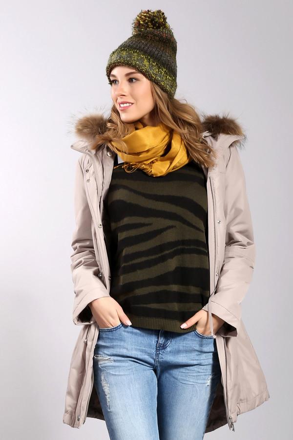 Пальто SteilmannПальто<br>Практичное женское пальто Steilmann бежевого цвета. Это изделие было выполнено из полиэстера. Данная модель предназначена для зимнего периода. Пальто дополнено боковыми карманами, резинкой, разрез на спине и капюшоном. Застегивается с помощью молнии и пуговиц. Такое изделие является теплым и практичным решением на каждый день.<br><br>Размер RU: 46<br>Пол: Женский<br>Возраст: Взрослый<br>Материал: полиэстер 100%<br>Цвет: Бежевый