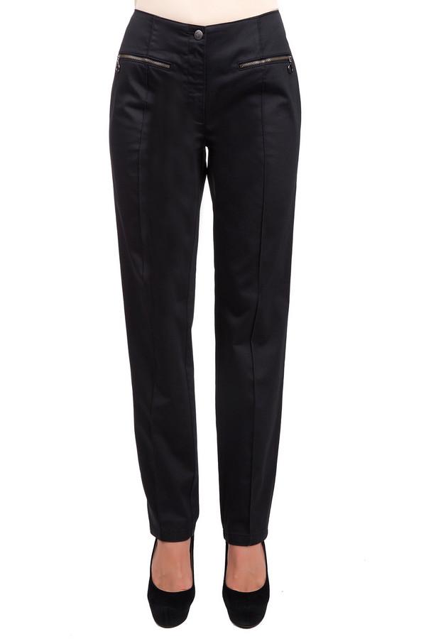 Брюки VaniliaБрюки<br>Свободные женские брюки Vanilia черного цвета. Данное изделие было изготовлено из эластана и хлопка. Данная модель предназначена для демисезонного периода. Брюки свободного кроя и средней посадки. Дополнены боковыми и задними карманами. Сочетаются с одеждой разных стилей. Скрывают недостатки фигуры.<br><br>Размер RU: 44<br>Пол: Женский<br>Возраст: Взрослый<br>Материал: эластан 4%, хлопок 96%<br>Цвет: Чёрный