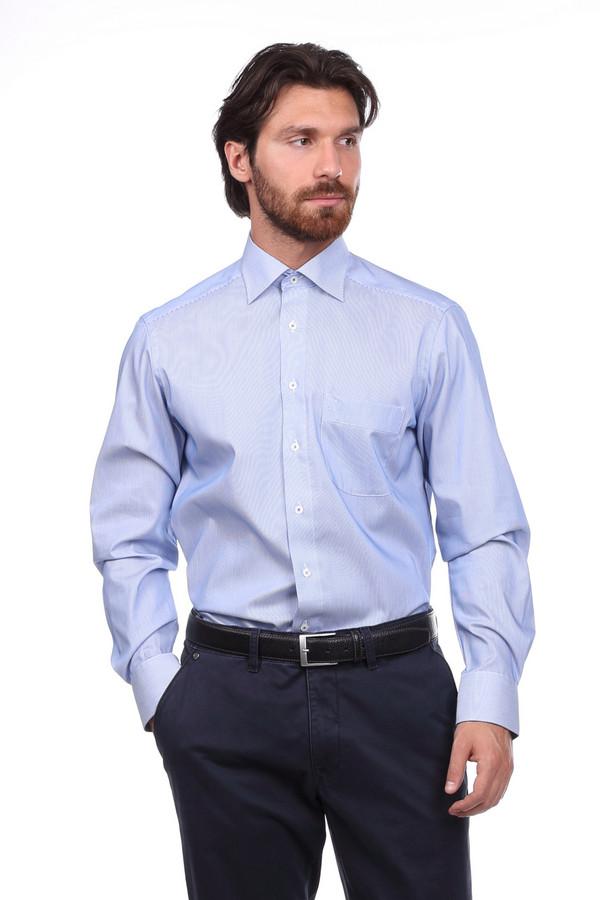 Рубашка с длинным рукавом MarvelisДлинный рукав<br><br><br>Размер RU: 39<br>Пол: Мужской<br>Возраст: Взрослый<br>Материал: хлопок 100%<br>Цвет: Голубой
