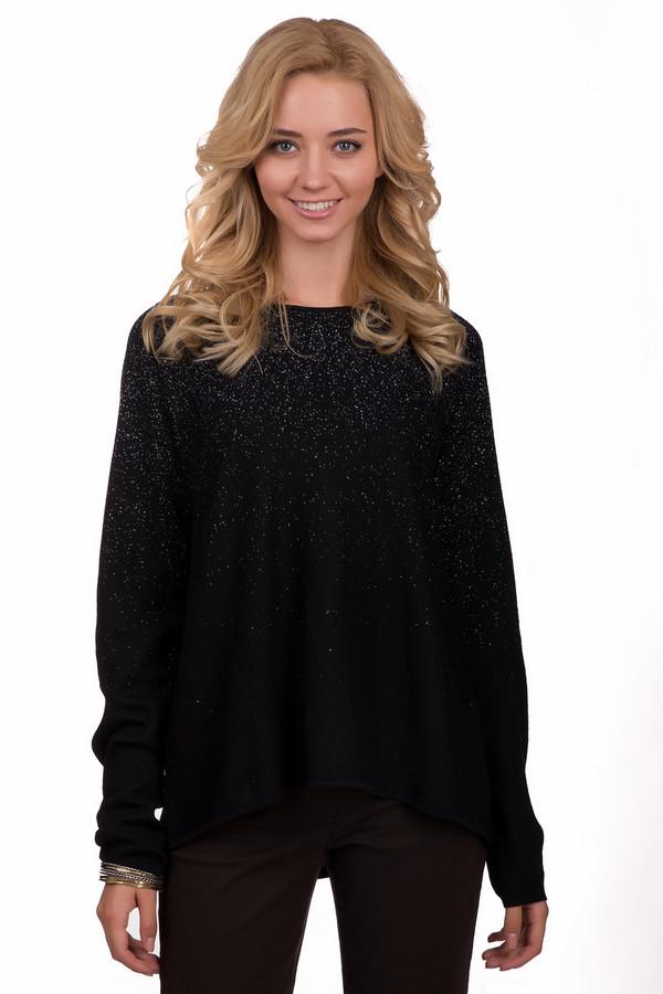 Пуловер Gerry WeberПуловеры<br>Стильный женский пуловер Gerry Weber черного цвета. Это изделие было изготовлено из шерсти, полиакрила и полиэстера. Данная модель предназначена для демисезонного периода. Пуловер свободного кроя и с длинными рукавами. Дополнен мелкими блестящими камнями. Сочетается с одеждой разных стилей, расцветок и фактур.<br><br>Размер RU: 48<br>Пол: Женский<br>Возраст: Взрослый<br>Материал: шерсть 45%, полиакрил 45%, полиэстер 10%<br>Цвет: Чёрный
