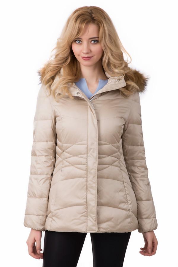 Куртка PezzoКуртки<br>Милая женская куртка Pezzo карамельно-бежевого цвета. Изготовлена из чистого нейлона. Больше всего подходит для носки зимой. Модель дополнена капюшоном с красивой рыжей опушкой. Эта куртка согреет свою владелицу в морозы и холода. Подойдёт всем любительницам нежных пастельных тонов. Придает образу элегантности и женственности.<br><br>Размер RU: 42<br>Пол: Женский<br>Возраст: Взрослый<br>Материал: нейлон 100%<br>Цвет: Бежевый