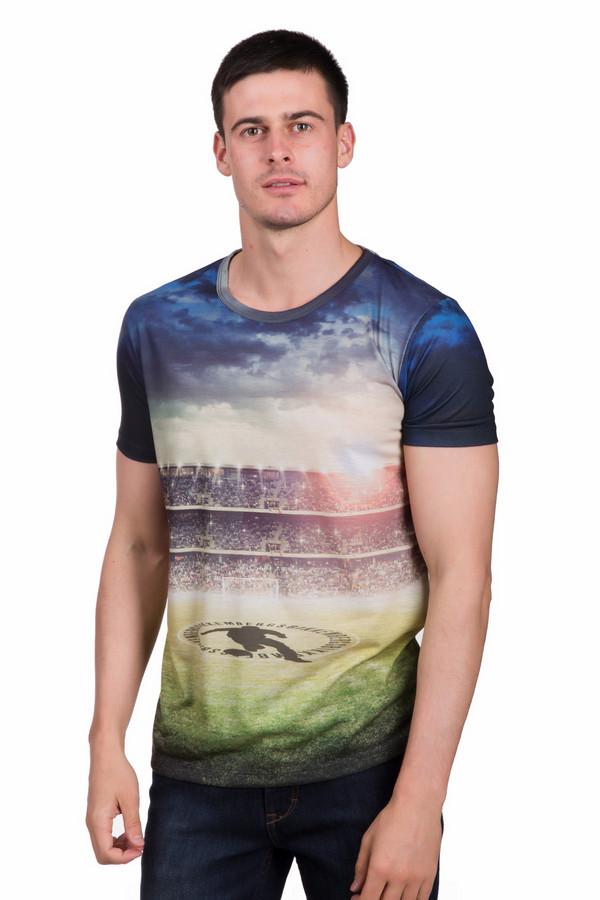 Футболкa Bikkembergs Sport - Футболки - Мужская одежда - Интернет-магазин