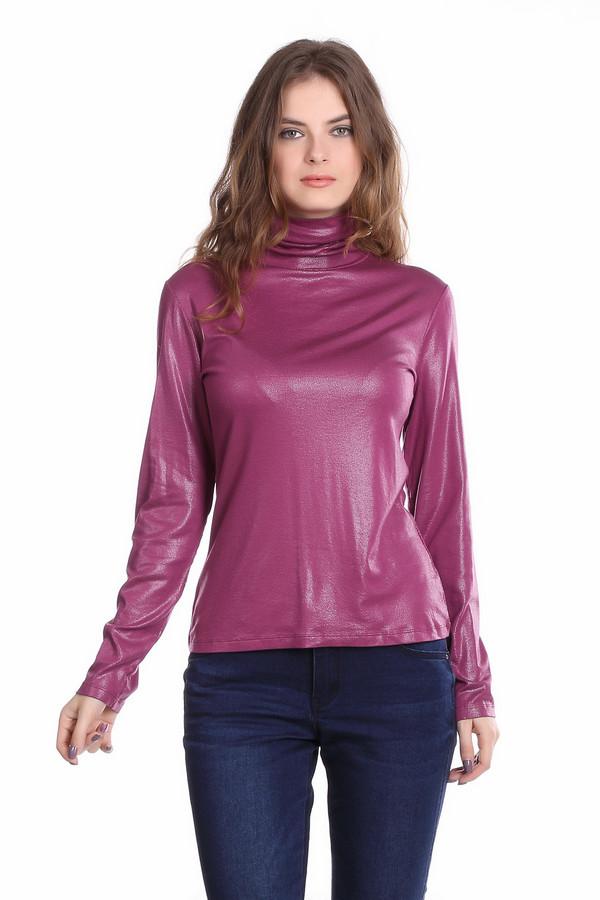 Водолазка PezzoВодолазки<br>Модная женская водолазка Pezzo сиреневого цвета. Это изделие было выполнено из вискозы и спандекса. Данная модель предназначена для демисезонного периода. Водолазка дополнена воротником-стойка и длинными рукавами. Можно сочетать с широкими юбками и узкими брюками<br><br>Размер RU: 44<br>Пол: Женский<br>Возраст: Взрослый<br>Материал: вискоза 95%, спандекс 5%<br>Цвет: Сиреневый