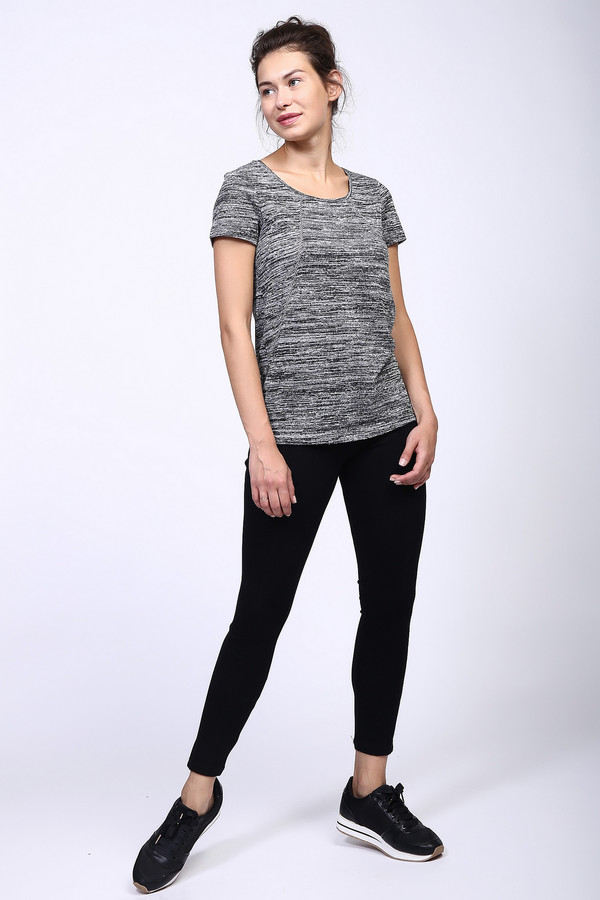 Брюки Just ValeriБрюки<br>Облегающие женские Just Valeri черного цвета. Эта модель была сделана из вискозы, нейлона и спандекса. Данное изделие предназначено для демисезонного периода. Лучше всего сочетаются с объемными пуловерами, топами, футболками или блузами.<br><br>Размер RU: 44<br>Пол: Женский<br>Возраст: Взрослый<br>Материал: вискоза 68%, нейлон 26%, спандекс 6%<br>Цвет: Чёрный