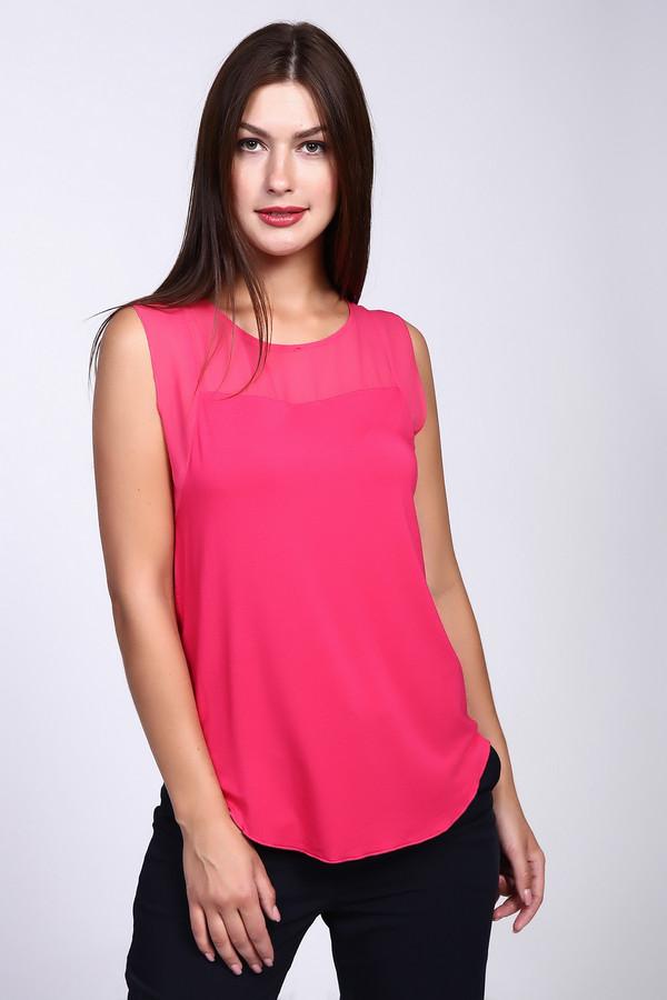 Топ PezzoТопы<br>Яркий женский топ Pezzo розового цвета. Это изделие было выполнено из вискозы и спандекса. Данная модель предназначена для теплой летней погоды. Топ свободного кроя. Можно носить как в заправленном, так и расправленном виде. Сочетается с одеждой разных расцветок. Лучше всего смотрится с узкими юбками средней длины.<br><br>Размер RU: 46<br>Пол: Женский<br>Возраст: Взрослый<br>Материал: вискоза 95%, спандекс 5%<br>Цвет: Розовый
