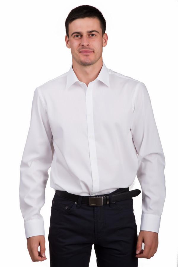 Рубашка с длинным рукавом VentiДлинный рукав<br>Базовая мужская рубашка Venti белого цвета. Эта модель была сделана из натурального хлопка. Данная модель предназначена для демисезонного периода. Рубашка не облегает фигуру. Дополнена манжетами на рукавах. Является универсальной вещью. Сочетается как с классическими брюками, так и с джинсами. Можно носить навыпуск или заправлять.<br><br>Размер RU: 45<br>Пол: Мужской<br>Возраст: Взрослый<br>Материал: хлопок 100%<br>Цвет: Белый