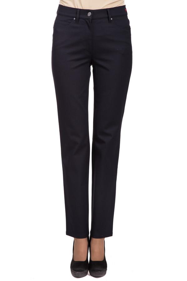 Брюки GardeurБрюки<br>Практичные женские штаны Gardeur черного цвета. Это изделие было выполнено из эластана, хлопка и лиоцела. Данная модель предназначена для демисезонного периода. У брюк средняя посадка. Не облегают фигуру. Подойдут тем, кому нравится простота в одежде. Такую вещь можно сочетать с одеждой разных стилей и расцветок. Отличный вариант на каждый день.<br><br>Размер RU: 46<br>Пол: Женский<br>Возраст: Взрослый<br>Материал: эластан 7%, хлопок 50%, лиоцел 43%<br>Цвет: Чёрный