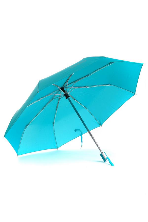 Зонт PezzoЗонты<br>Яркий зонт от бренда Pezzo выполнен из непромокаемого материала бирюзового цвета. Изделие дополнено: восемью спицами, застежкой-липучка и приятной на ощупь ручкой с кнопками. Механизм полуавтомат. Зонт декорирован символикой бренда серебристого цвета. В комплект входит чехол в цвет изделия.<br><br>Размер RU: один размер<br>Пол: Женский<br>Возраст: Взрослый<br>Материал: полиэстер 100%<br>Цвет: Голубой