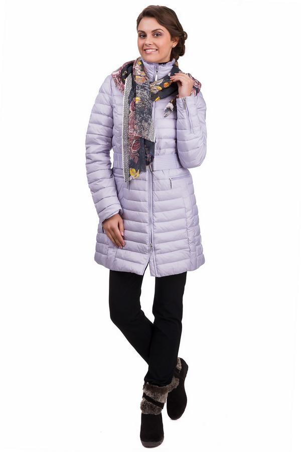 Пальто PezzoПальто<br>Оригинальное женское пальто Pezzo сиреневого цвета. Это изделие было выполнено из нейлона. Данная модель предназначена для зимнего сезона. Пальто дополнено поясом на талии и четырьмя боковыми карманами. Застегивается с помощью молнии. Такая вещь будет ярким акцентом в повседневном образе. Сочетается с одеждой разных стилей.<br><br>Размер RU: 44<br>Пол: Женский<br>Возраст: Взрослый<br>Материал: нейлон 100%<br>Цвет: Сиреневый