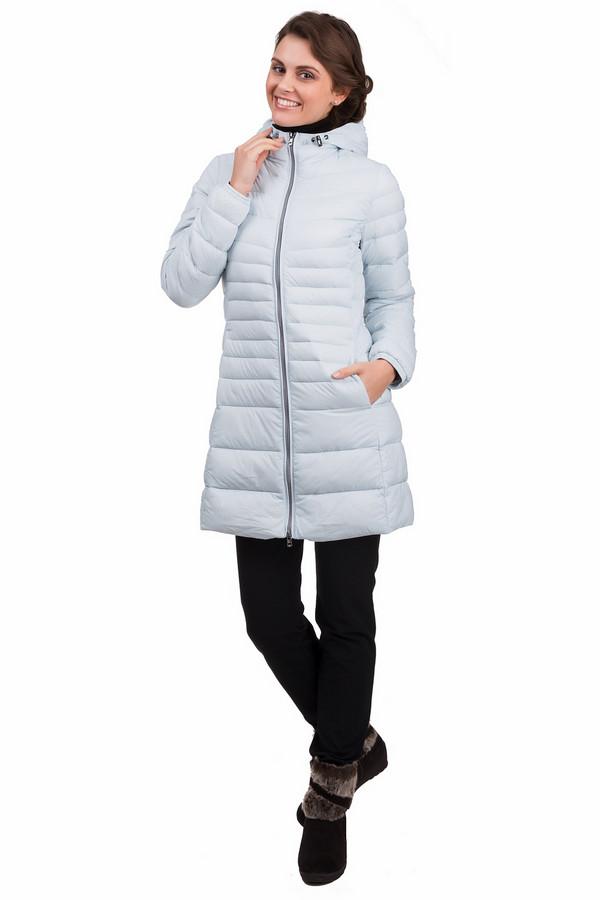 Куртка Just ValeriКуртки<br>Стильная женская пуховая куртка Just Valeri светло голубого цвета. Это изделие было изготовлено из нейлона. Данная модель предназначена для холодной зимней погоды. Куртка средней длины. Дополнена боковыми карманами и капюшоном. Застегивается с помощью молнии. Сочетается с разной одеждой. Стильное решение на каждый день.<br><br>Размер RU: 46<br>Пол: Женский<br>Возраст: Взрослый<br>Материал: нейлон 100%<br>Цвет: Голубой