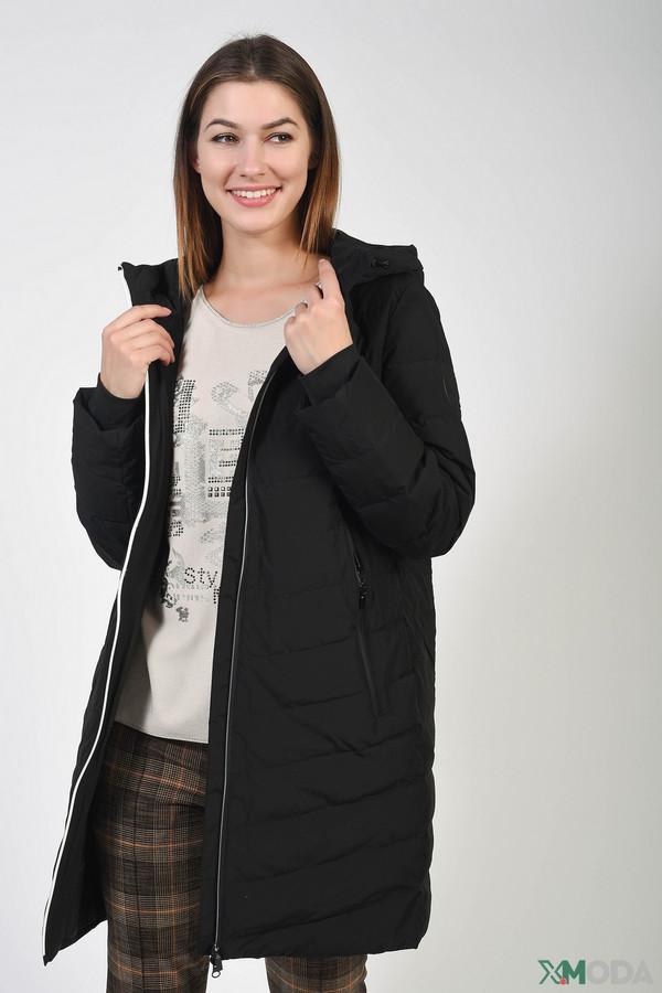женское пальто bosideng, черное