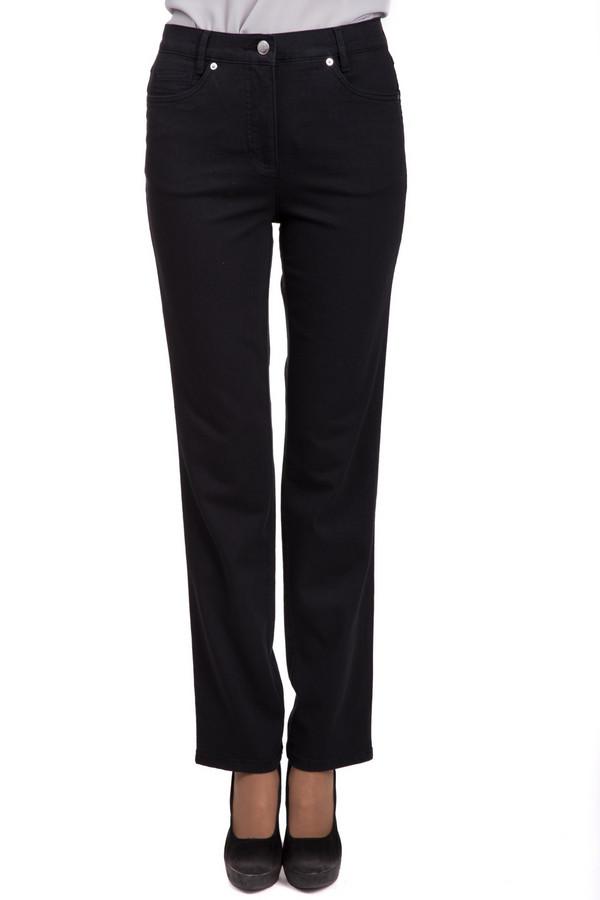 Брюки PezzoБрюки<br>Классические женские брюки от бренда Pezzo черного цвета. Эта модель была сделана из эластана, хлопка, полиэстера и района. Изделие является демисезонным. Штаны высокой посадки. Благодаря своей форме скрывают недостатки фигуры. Можно сочетать с обувью как на каблуке, так и на плоской подошве. Отлично смотрится с одеждой разных стилей.<br><br>Размер RU: 44<br>Пол: Женский<br>Возраст: Взрослый<br>Материал: эластан 1%, хлопок 58%, полиэстер 27%, район 14%<br>Цвет: Чёрный