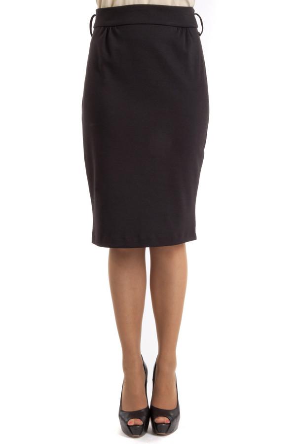 Юбка Sai-KuЮбки<br>Классическая юбка карандаш. Дополнена поясом с шлевками для ремня. Длина юбки ниже колена, сзади потайная молния и разрез.<br><br>Размер RU: 42<br>Пол: Женский<br>Возраст: Взрослый<br>Материал: эластан 3%, вискоза 15%, полиэстер 82%<br>Цвет: Чёрный