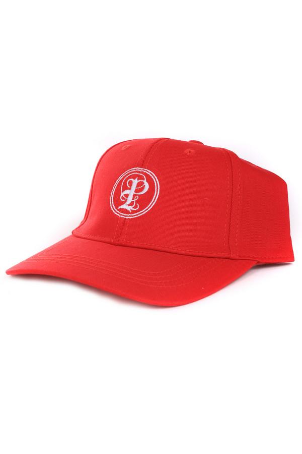 Бейсболка PezzoБейсболки<br>Бейсболка от бренда Pezzo представлена из хлопкового плотного материала яркого красного цвета . В верхней части головного убора имеются отверстия. Изделие дополнено жестким козырьком. Размер кепки можно скорректировать благодаря металлической застежке, расположенной на затылке. Бейсболка оформлена вышивкой с символикой бренда контрастного белого цвета.<br><br>Размер RU: один размер<br>Пол: Женский<br>Возраст: Взрослый<br>Материал: хлопок 100%<br>Цвет: Белый