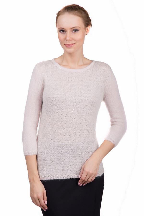 Пуловер Just ValeriПуловеры<br>Простой женский пуловер Just Valeri бежевого цвета. Это изделие было изготовлено из акрила, нейлона и мохера. Данная модель предназначена для холодной и зимней погоды.Рукава укороченные. Дополнен маленьким вырезом сзади. Сочетается с юбками и брюками разных фасонов.<br><br>Размер RU: 48<br>Пол: Женский<br>Возраст: Взрослый<br>Материал: акрил 30%, нейлон 40%, мохер 30%<br>Цвет: Бежевый
