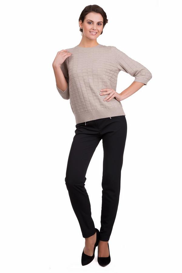 Пуловер PezzoПуловеры<br>Удобный женский пуловер Pezzo бежевого цвета. Это изделие было выполнено из вискозы, полиамида, шерсти, хлопка и кашемира. Данная модель предназначена для демисезонного периода. Пуловер свободного кроя и с укороченными рукавами. Дополнен резинкой на рукавах и снизу. Сочетается с одеждой разных расцветок. Лучше всего будет смотреться с классическими брюками.<br><br>Размер RU: 42<br>Пол: Женский<br>Возраст: Взрослый<br>Материал: вискоза 33%, полиамид 23%, шерсть 20%, хлопок 20%, кашемир 4%<br>Цвет: Бежевый