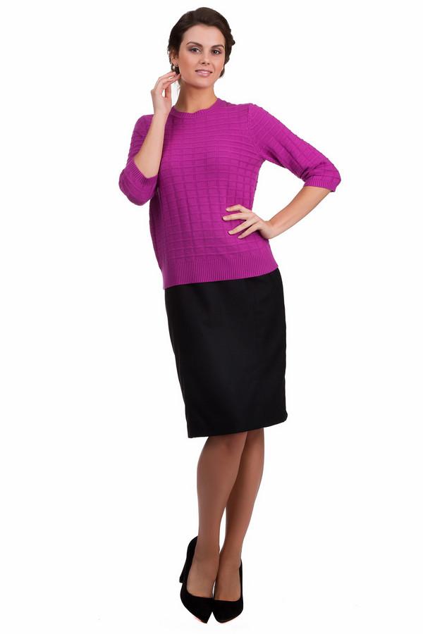 Пуловер PezzoПуловеры<br>Удобный женский пуловер Pezzo цвета фуксия. Это изделие было выполнено из вискозы, полиамида, шерсти, хлопка и кашемира. Данная модель предназначена для демисезонного периода. Пуловер свободного кроя и с укороченными рукавами. Дополнен резинкой на рукавах и снизу. Сочетается с одеждой разных расцветок. Лучше всего будет смотреться с классическими брюками.<br><br>Размер RU: 52<br>Пол: Женский<br>Возраст: Взрослый<br>Материал: вискоза 33%, полиамид 23%, шерсть 20%, хлопок 20%, кашемир 4%<br>Цвет: Розовый