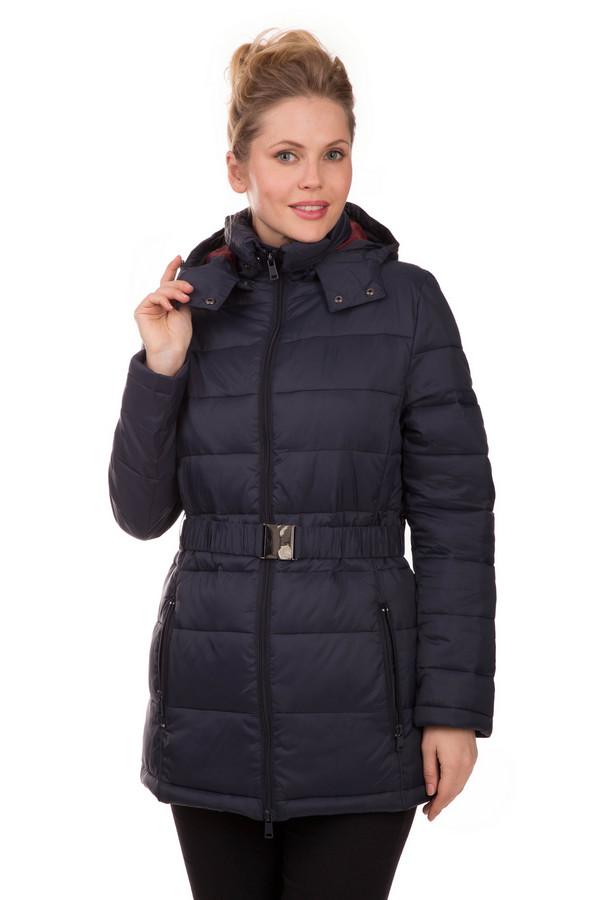 Куртка LocustКуртки<br>Повседневная женская куртка Locust синего цвета. Полностью изготовлена из нейлона. Наиболее комфортна в носке в зимний сезон. Модель дополнена втачанными карманами на молнии, поясом с блестящей пряжкой и глубоким капюшоном. Она удобна в повседневной носке и согреет в зимнюю стужу. Подойдет к девушкам любой фигуры и комплекции.<br><br>Размер RU: 48-50<br>Пол: Женский<br>Возраст: Взрослый<br>Материал: нейлон 100%<br>Цвет: Синий