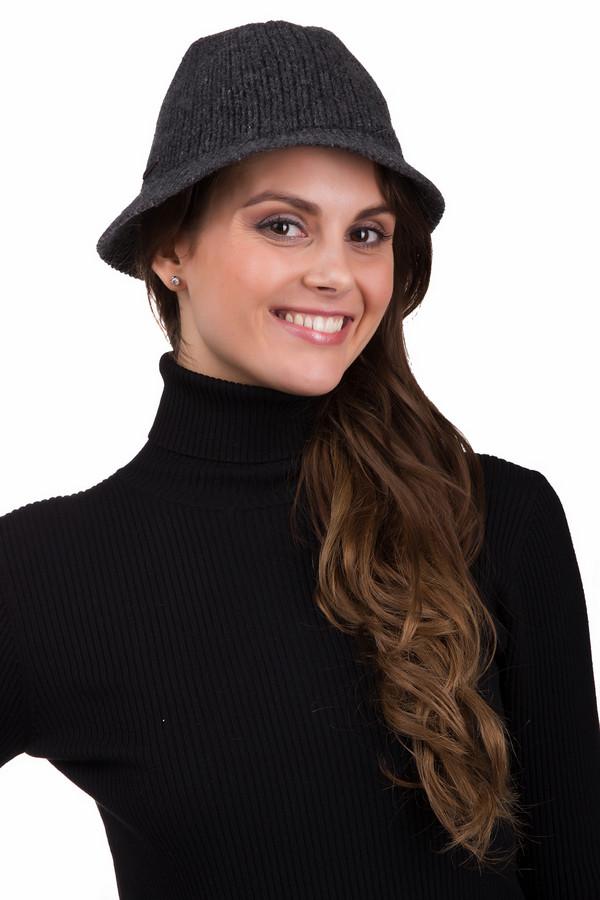 женская шляпа seeberger, серая