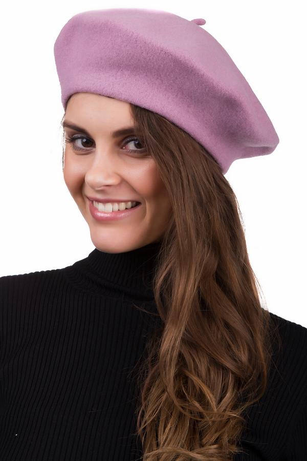 Берет SeebergerБереты<br>Стильный женский берет Seeberger розового цвета. Это изделие было выполнено из шерсти. Данная модель предназначена для демисезонного периода. Головной убор можно сочетать с одеждой разных цветов и фактур. Лучше всего будет смотреться с классическими пальто. Такой аксессуар является стильным и практичным решением для первых холодов.<br><br>Размер RU: один размер<br>Пол: Женский<br>Возраст: Взрослый<br>Материал: шерсть 100%<br>Цвет: Розовый