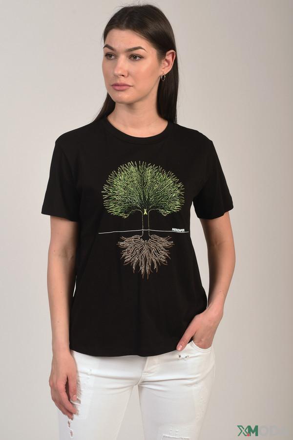 женская футболка patrizia pepe