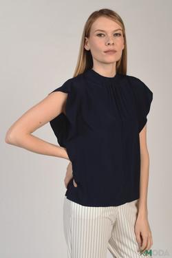 Блузa i Blues, цвет синий, размер 50RU