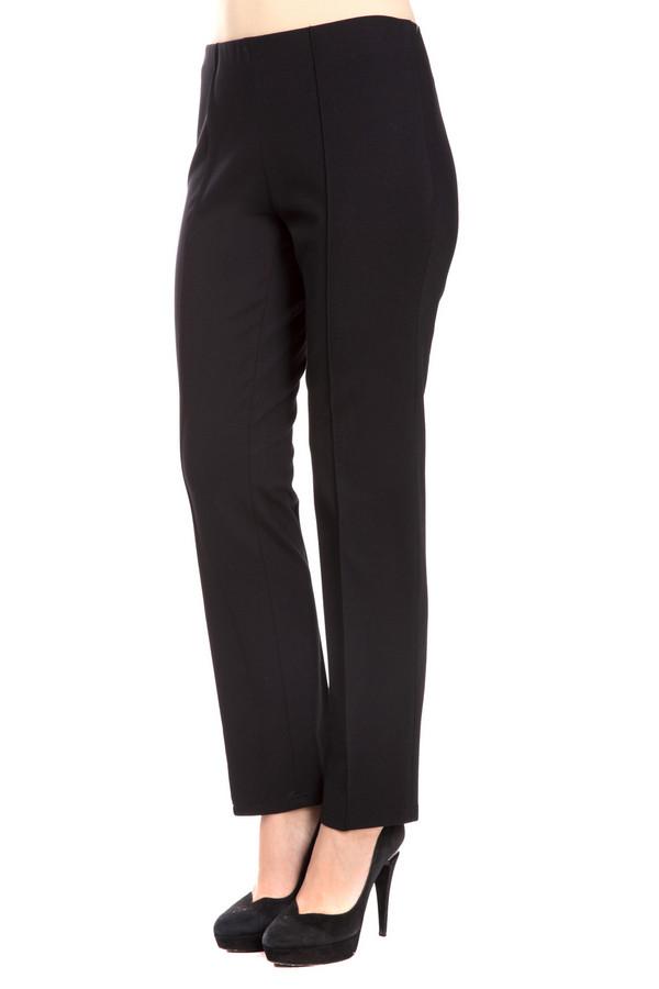 Брюки LebekБрюки<br>Универсальный женские брюки Lebek черного цвета. Это изделие состоит из полиамида, вискозы и эластана. Данная модель предназначена для осени или весны. Брюки прямые. Скрывают недостатки фигуру. Подчеркивают достоинства. Идеальный вариант для работы или учебы. Можно носить с одеждой разных расцветок и фасонов.<br><br>Размер RU: 46<br>Пол: Женский<br>Возраст: Взрослый<br>Материал: эластан 7%, вискоза 65%, полиамид 28%<br>Цвет: Чёрный