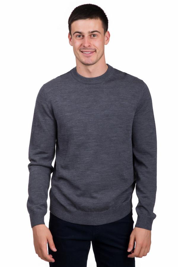 Джемпер PezzoДжемперы<br>Базовый мужской джемпер от бренда Pezzo серого цвета. Это изделие состоит полностью из шерсти. Такая модель предназначена для осени или весны. Джемпер свободного кроя. Дополнен резинками снизу, на рукавах и горловине. Хорошее решение на прохладную погоду. Подойдет тем, кому нравится простота в одежде.<br><br>Размер RU: 46<br>Пол: Мужской<br>Возраст: Взрослый<br>Материал: шерсть 100%<br>Цвет: Серый