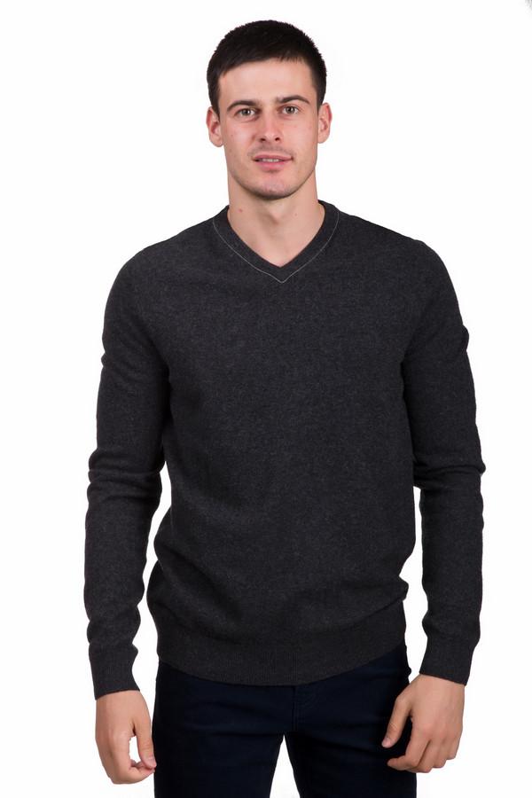 Джемпер PezzoДжемперы и Пуловеры<br>Классический мужской джемпер от бренда Pezzo серого цвета. Данное изделие состоит из полиамида и шерсти мерино. Эта модель создана для весеннего и осеннего сезонов. Джемпер свободного кроя. Дополнен не глубоким V-образным вырезом и серыми заплатками на локтях. Подойдет для тех кому по душе простота в одежде.<br><br>Размер RU: 46<br>Пол: Мужской<br>Возраст: Взрослый<br>Материал: полиамид 20%, шерсть мерино 80%<br>Цвет: Серый
