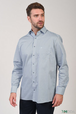 Рубашка с длинным рукавом Casa Moda, размер