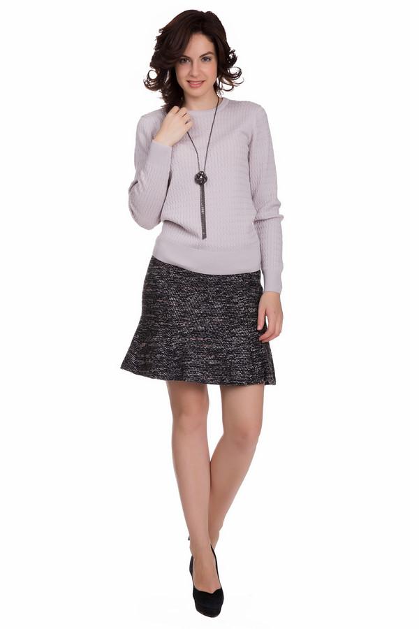 Юбка Marc AurelЮбки<br>Классическая женская юбка Marc Aurel черного, серого, белого и бежевого цветов. Это изделие состоит из шерсти, полиакрила, полиамида, полиэстера и эластана. Такую вещь можно носить осенью или весной. Юбка выше колена. Дополнена золотистой молнией и цветным вкраплениями. К низу более расклешенная. Стильный вариант для похода на работу.<br><br>Размер RU: 48<br>Пол: Женский<br>Возраст: Взрослый<br>Материал: эластан 1%, шерсть 55%, полиакрил 32%, полиамид 5%, полиэстер 7%<br>Цвет: Разноцветный