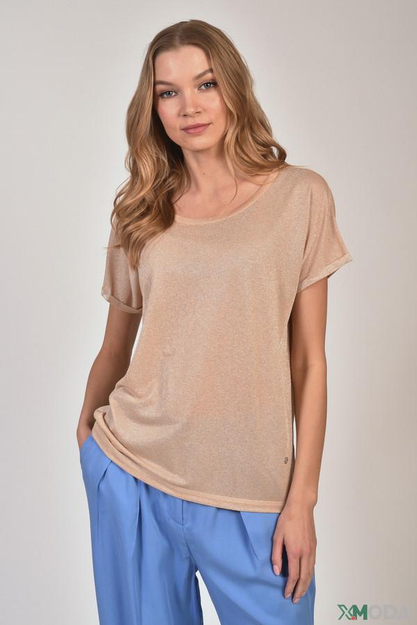 женская футболка mos mosh