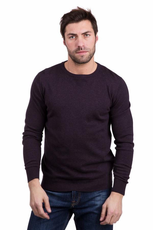 Джемпер Tom TailorДжемперы и Пуловеры<br>Практичный мужской джемпер Tom Tailor фиолетового цвета. Выполнен целиком из хлопка. Весной или осенью модель окажется наиболее комфортной для носки. Прямой покрой, рукава достигают запястий и дополнены широкими резинками. Данное изделие хорошо будет сочетаться с простыми джинсами и классическими брюками.<br><br>Размер RU: 44-46<br>Пол: Мужской<br>Возраст: Взрослый<br>Материал: хлопок 100%<br>Цвет: Фиолетовый