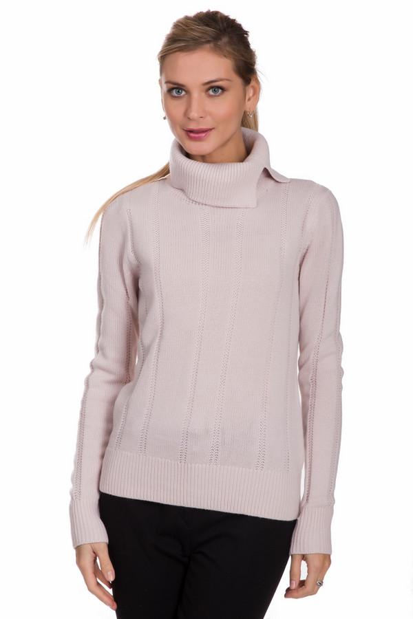 Пуловер PezzoПуловеры<br>Стильный женский пуловер от бренда Pezzo розового цвета. Это изделие состоит из акрила и шерсти. Такая вещь создана специально для холодной зимней погоды. Пуловер сидит по фигуре. Дополнен объёмным воротом, резинками на рукавах снизу. Подойдет для любого повода и мероприятия. Лучше всего будет сочетаться со светлыми низом.<br><br>Размер RU: 52<br>Пол: Женский<br>Возраст: Взрослый<br>Материал: шерсть 15%, акрил 85%<br>Цвет: Розовый