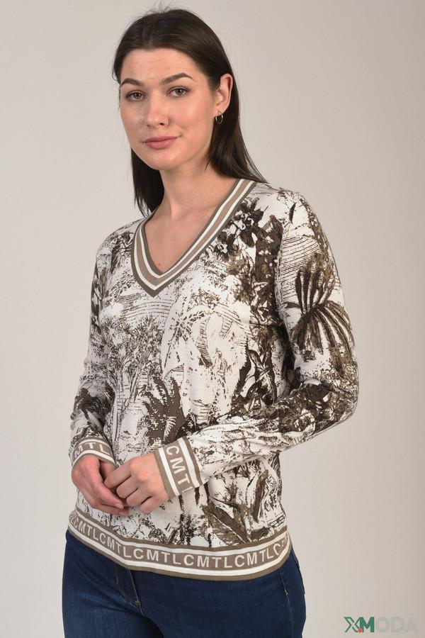 женский пуловер lecomte