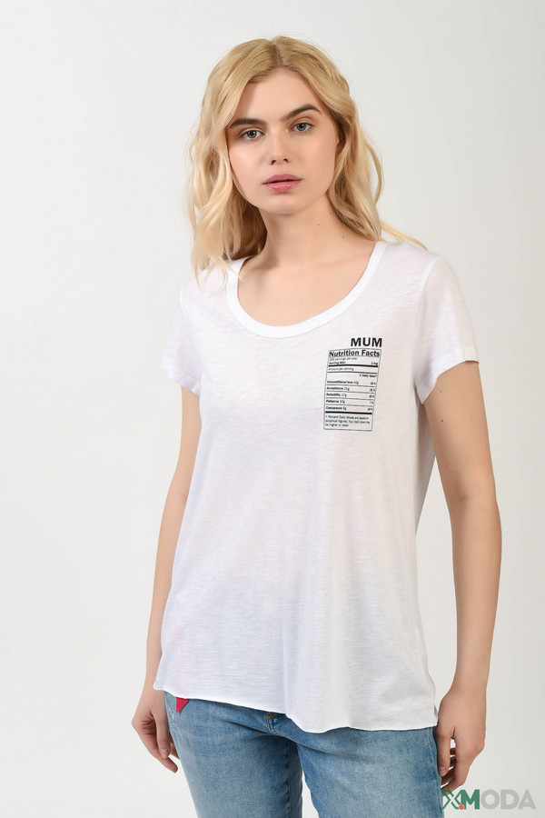 женская футболка set