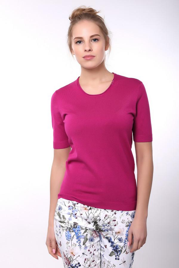 Пуловер PezzoПуловеры<br>Яркий женский пуловер от бренда Pezzo розового цвета. Данный образец состоит из полиамида и вискозы. Модель рассчитана на весну и осень. Пуловер немного облегает фигуру. Рукава три четверти. Отлично будет смотреться в сочетании с однотонными брюками или юбками. Подойдет тем кому по душе яркие цветовые решения в одежде. Отличный вариант для вечеринок.<br><br>Размер RU: 48<br>Пол: Женский<br>Возраст: Взрослый<br>Материал: полиамид 32%, вискоза 68%<br>Цвет: Розовый