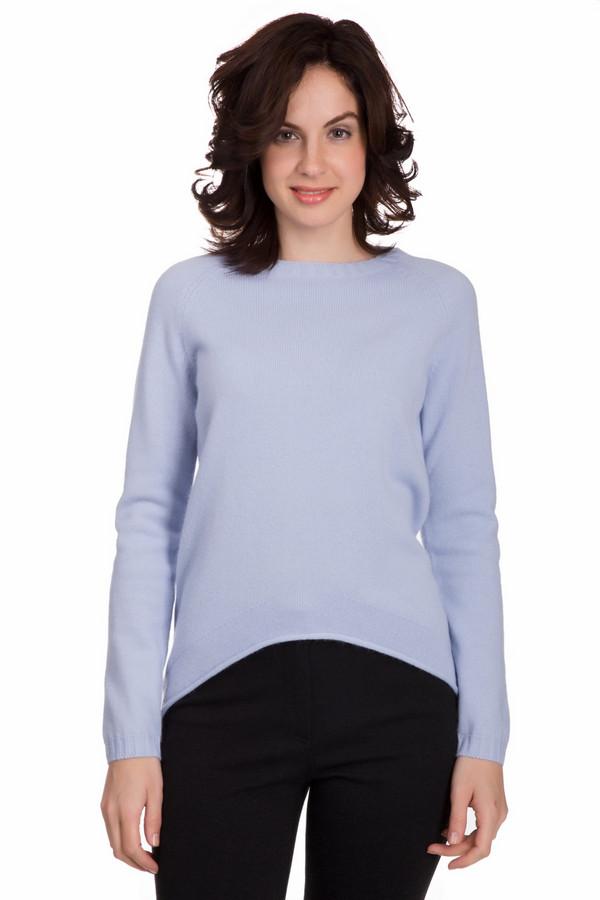 Пуловер PezzoПуловеры<br>Нежный женский пуловер от бренда Pezzo голубого цвета. Данное изделие было изготовлено из шерсти, ангоры и полиамида. Эта модель рассчитана холодную зимнюю погоду. Пуловер свободного кроя. По бокам и сзади удлинен. Отлично будет смотреться с узким однотонным низом. Подойдет для тех кто любит одежду пастельных тонов.<br><br>Размер RU: 54<br>Пол: Женский<br>Возраст: Взрослый<br>Материал: шерсть 70%, полиамид 10%, ангора 20%<br>Цвет: Голубой