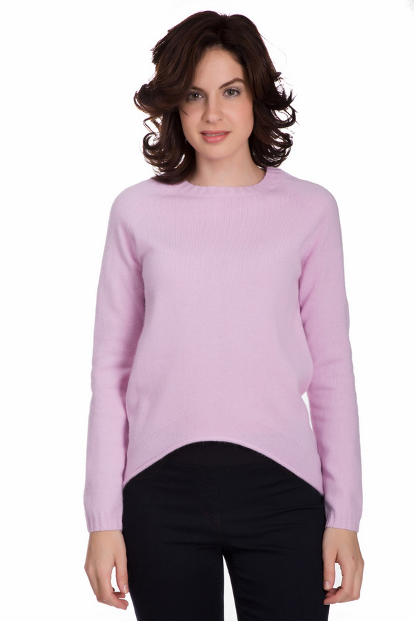 Пуловер PezzoПуловеры<br>Романтичный женский пуловер от бренда Pezzo нежного розового цвета. Данное изделие состоит из шерсти, ангоры и полиамида. Эта модель рассчитана холодную зимнюю погоду. Пуловер свободного кроя. По бокам и сзади удлинен. Отлично будет смотреться с узкими разноцветными брюками или юбками. Разбавит любой повседневный образ.<br><br>Размер RU: 48<br>Пол: Женский<br>Возраст: Взрослый<br>Материал: шерсть 70%, полиамид 10%, ангора 20%<br>Цвет: Розовый