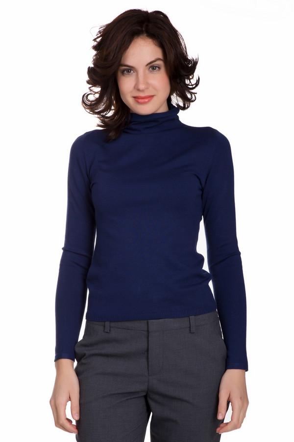 Водолазка PezzoВодолазки<br>Практичная женская водолазка от бренда Pezzo синего цвета. Это изделие состоит из вискозы и полиамида. Такая модель рассчитана на осенний и весенний сезоны. Это универсальный вариант на каждый день. По желанию можно носить в сочетании с разнообразными жилетами, жакетами или кардиганами. Подойдет тем кто любит темные расцветки в одежде.<br><br>Размер RU: 42<br>Пол: Женский<br>Возраст: Взрослый<br>Материал: полиамид 32%, вискоза 68%<br>Цвет: Синий