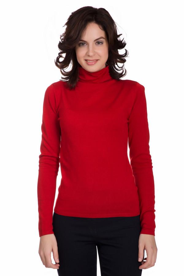Водолазка PezzoВодолазки<br>Яркая женская водолазка от бренда Pezzo красного цвета. Данное изделие изготовлено из вискозы и полиамида. Такая модель рассчитана на осень и весну. Это универсальный вариант на каждый день. По желанию можно носить в сочетании с разными жилетами, жакетами или кардиганами. Хороший вариант для тех кто любит яркость в одежде.<br><br>Размер RU: 54<br>Пол: Женский<br>Возраст: Взрослый<br>Материал: полиамид 32%, вискоза 68%<br>Цвет: Красный