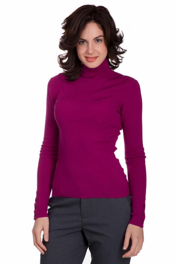 Водолазка PezzoВодолазки<br>Яркая женская водолазка от бренда Pezzo фиолетового цвета. Данное изделие состоит из эластана, полиамида и шелка. Модель рассчитана на осень и весну. Такая вещь является универсальной и незаменимой на холодную пору года. Ее можно носить с жилетами, пончо или жакетами. Подойдет для праздничного мероприятия.<br><br>Размер RU: 50<br>Пол: Женский<br>Возраст: Взрослый<br>Материал: эластан 5%, полиамид 32%, шелк 63%<br>Цвет: Фиолетовый