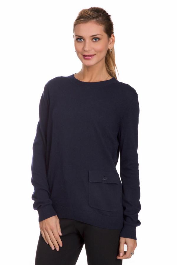 Пуловер PezzoПуловеры<br>Стильный женский пуловер от бренда Pezzo синего цвета. Данное изделие состоит из вискозы, полиамида, хлопка, и шерсти кашемира. Такая вещь рассчитана на осенний и весенний сезоны. Пуловер не облегает фигуру. Дополнен карманом сбоку. Подойдет для похода на учебу или работу. Отличный вариант для тех кто любит темные тона в одежде.<br><br>Размер RU: 50<br>Пол: Женский<br>Возраст: Взрослый<br>Материал: вискоза 33%, полиамид 23%, шерсть 20%, хлопок 20%, кашемир 4%<br>Цвет: Синий