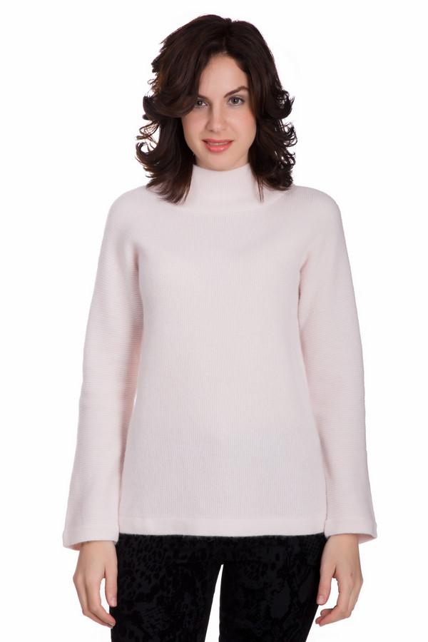 Пуловер PezzoПуловеры<br>Модный женский пуловер от бренда Pezzo белого цвета. Данный образец состоит из шерсти, ангоры и полиамида. Такая модель рассчитана на зимнюю погоду. Пуловер свободного кроя. Ворот закрывает шею. Эта вещь является универсальной и незаменимой. Отличный вариант для тех, кто любит простые цветовые решения.<br><br>Размер RU: 46<br>Пол: Женский<br>Возраст: Взрослый<br>Материал: шерсть 70%, полиамид 10%, ангора 20%<br>Цвет: Белый
