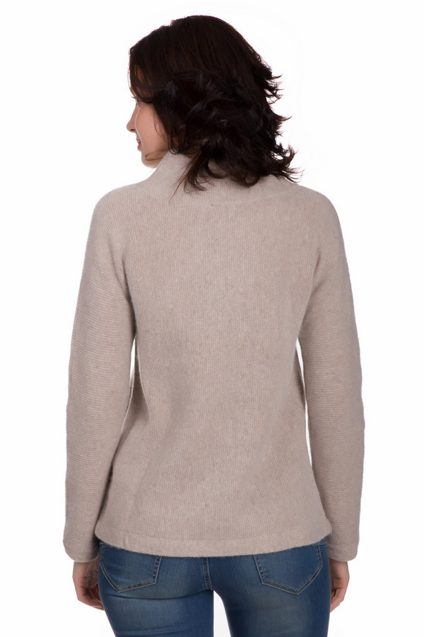 Пуловер женский из ангоры доставка