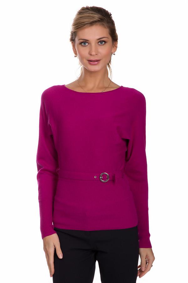 Пуловер PezzoПуловеры<br>Яркий женский пуловер от бренда Pezzo серого цвета. Данное изделие состоит из вискозы, шерсти и нейлона. Эта вещь рассчитана на осень и весну. Пуловер облегает фигуру. Дополнен пояском на талии. Рукава сделаны по форме летучая мышь. Подобная модель подойдет для любого праздничного мероприятия. Можно сочетать как с юбками, так и с брюками.<br><br>Размер RU: 42<br>Пол: Женский<br>Возраст: Взрослый<br>Материал: вискоза 46%, шерсть 19%, нейлон 35%<br>Цвет: Розовый