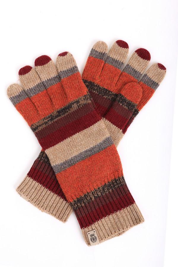 Перчатки RoecklПерчатки<br>Практичные женские перчатки Roeckl пестрого цвета. Изготовлены из вискозы, нейлона, шерсти, полиэстера, альпаки, металла. Больше всего подходит для носки зимой. Перчатки декорированы цветными полосами: серого, бордового, оранжевого, бежевого, коричневого цветов. Дополнит любую теплую верхнюю одежду.<br><br>Размер RU: один размер<br>Пол: Женский<br>Возраст: Взрослый<br>Материал: полиэстер 10%, вискоза 32%, металл 6%, шерсть 19%, нейлон 29%, альпака 4%<br>Цвет: Разноцветный