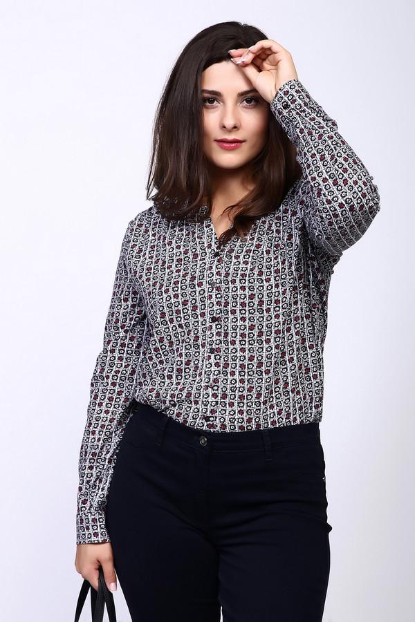 Блузa Gerry WeberБлузы<br>Разноцветная блузa Gerry Weber разноцветная – легкая и непринужденная модель из натурального 100%-ного хлопка. Блуза с длинным рукавом предназначена для любого сезона. Пестрый оригинальный клетчатый узор делает эту вещь необычайно привлекательной. Блуза снабжена красивыми красно-черными небольшими пуговичками. Этот предмет одежды великолепно смотрится с поясом и без, под брюки или юбку.<br><br>Размер RU: 48<br>Пол: Женский<br>Возраст: Взрослый<br>Материал: хлопок 100%<br>Цвет: Разноцветный